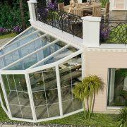 Kış Bahçesi Cam Sistemleri