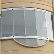 Oval Cam Balkon Sistemleri